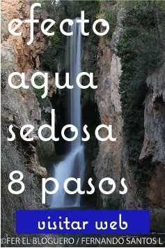 Efecto Agua Sedosa en 8 pasos